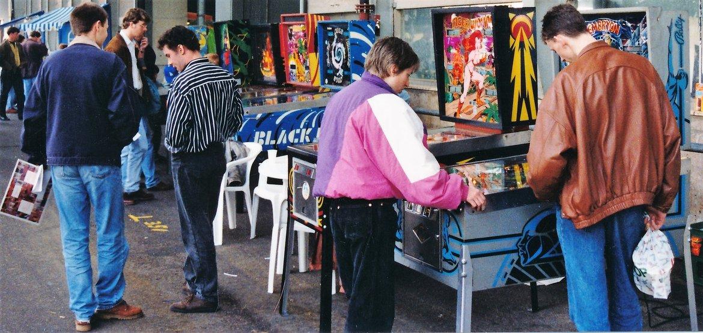 1991 - Hobbybeurs
