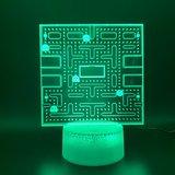 Pac Man led lamp_