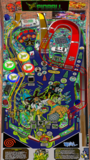 Jet Set Radio pinball_