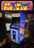 Ms. Pac-Man upright_