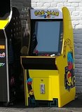 Pac-Man small upright_