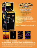 Pac-Man Arcade Party upright_