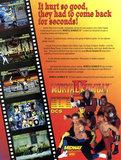 Mortal Kombat 2 Upright 3500_