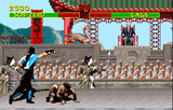 Mortal Kombat Upright 2019_