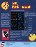 Ms. Pac-Man upright_