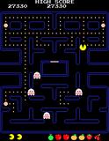 Pac-Man upright_