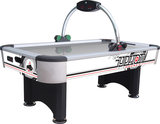 Buffalo airhockey tafel Typhoon 7ft RVS_