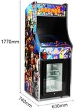 Arcade upright Fridge_