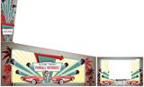 60s Pinball Art
