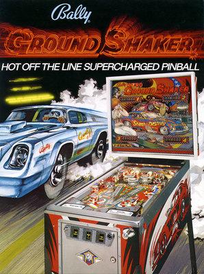 Ringenset voor Nitro Ground Shaker