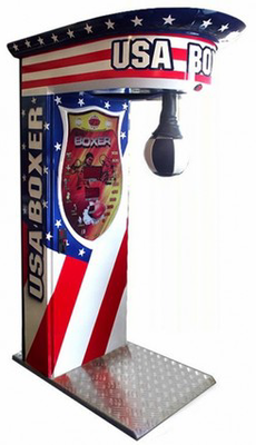 Boxer USA Painted