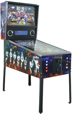 Virtual Pinball KISS