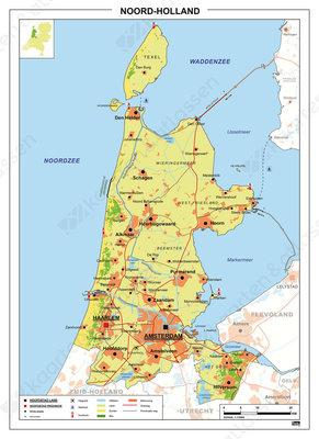 Voorrijkosten Noord-Holland