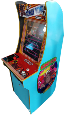Donkey Kong small upright