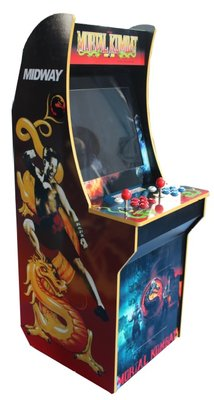 Mortal Kombat small upright
