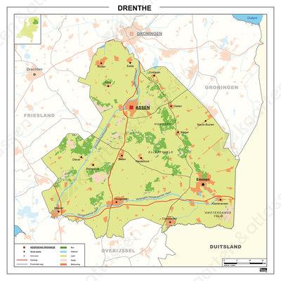 Voorrijkosten Drenthe