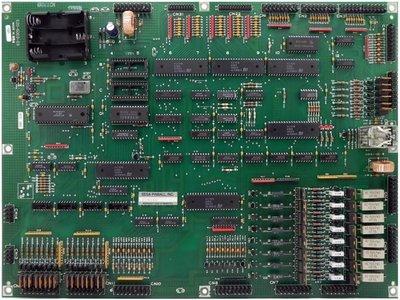 520-5003-04 Data East/Sega MPU Ruilprint