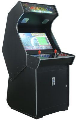 Multicade Upright Black 3500