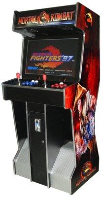 Mortal Combat upright