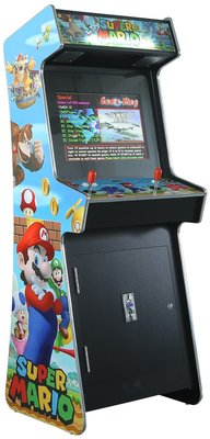 Super Mario Upright 2100