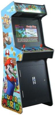 Super Mario Upright 2100