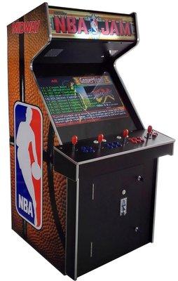 4 Speler NBA JAM