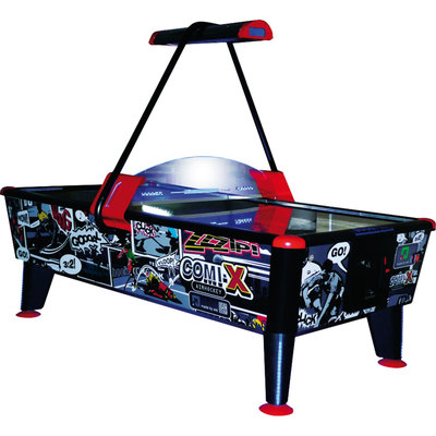 Buffalo airhockey tafel Comix 8ft muntproever