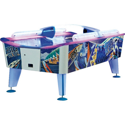 Buffalo airhockey tafel Big Wave 8ft muntproever