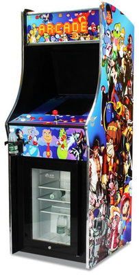 Arcade upright Fridge