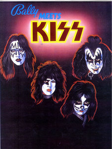 KISS (Bally 1979)