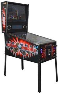"""49"""" Virtual Pinball Artworkkeuze"""