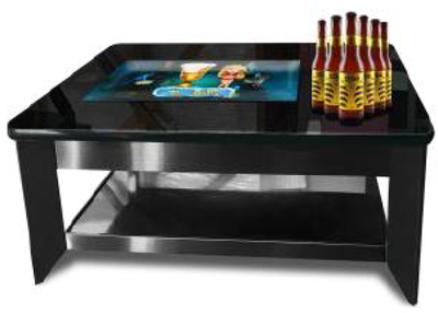 Touchscreen Cocktail