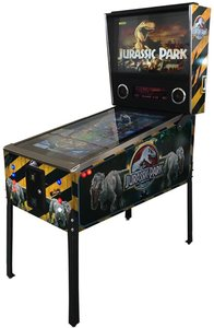 Virtual Pinball Jurassic Park