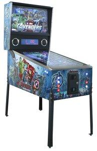 Virtual Pinball Avengers
