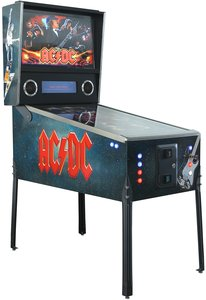 Virtual Pinball AC-DC