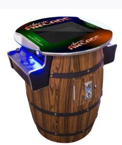 Pub Table Barrel 80
