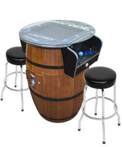 Pub Table Barrel 97