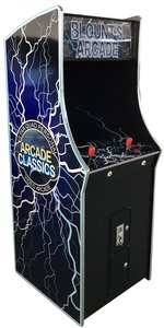 Blounts Arcade upright