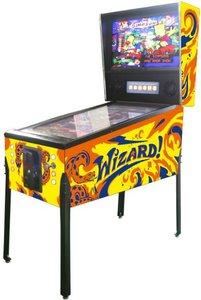 Virtual Pinball Wizard