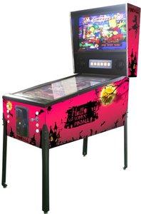 Virtual Pinball Helloween