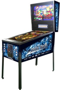 Virtual Pinball Multiball Blue