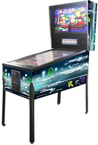 Virtual Pinball Club Blue