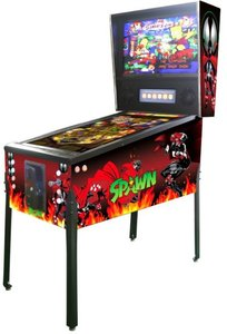 Virtual Pinball Spawn