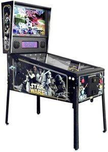 Virtual Pinball Star Wars 1