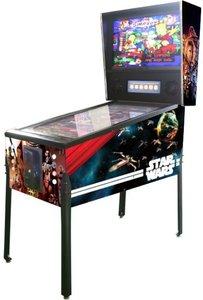 Virtual Pinball Star Wars 2