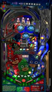 PJmasks pinball