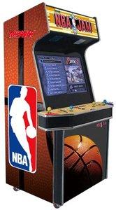 4 Speler NBA-JAM