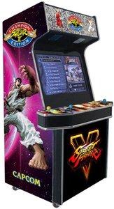 4 Speler Street Fighter V
