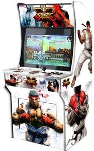 Street Fighter V Small Upright