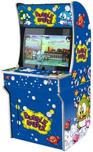 Bubble Bobble Small Upright